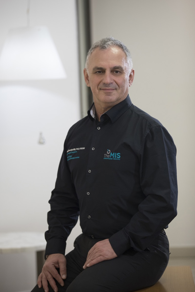 As Prof Ioannis Terzidis