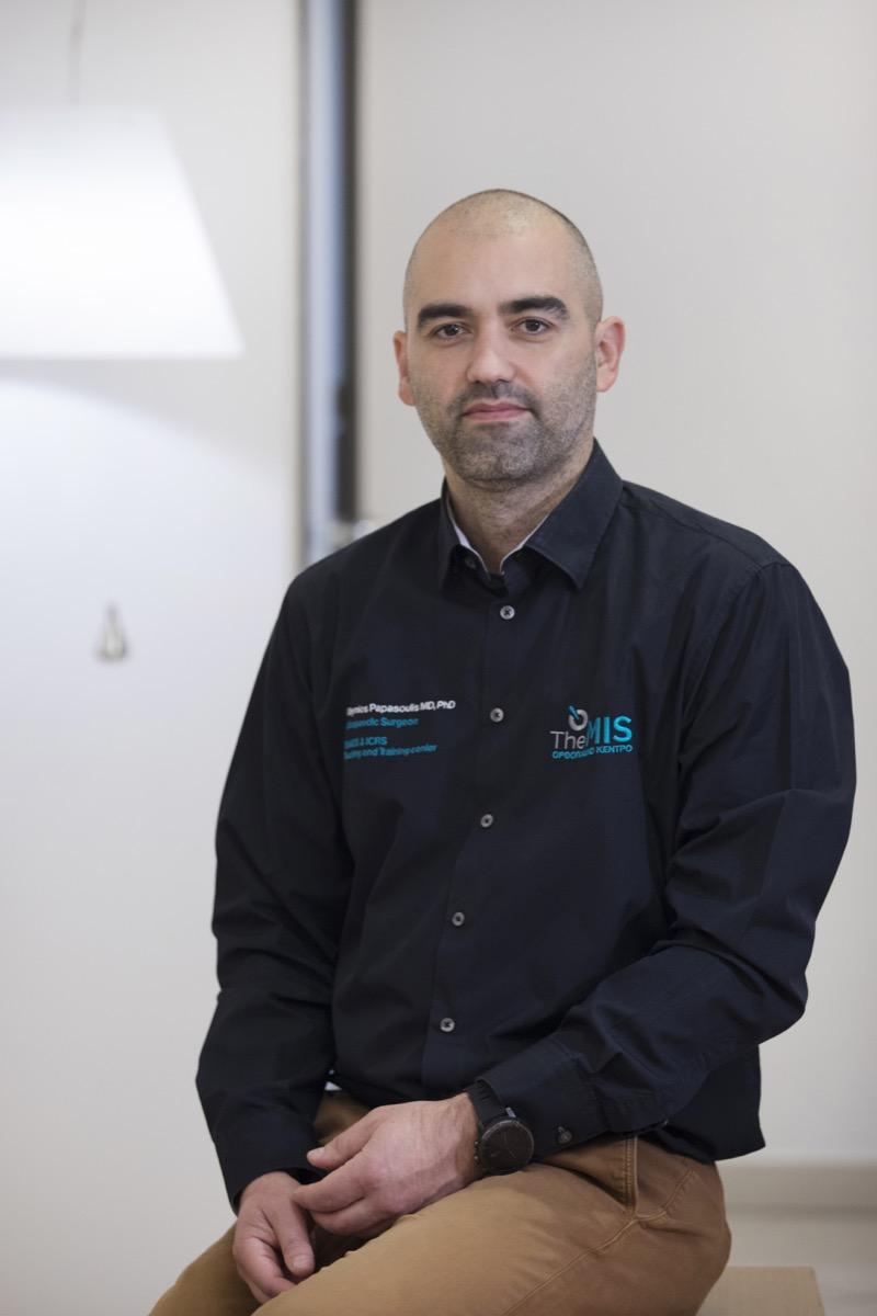 Dr Efthymios Papasoulis